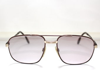 Mens CAZAL 715 Eyeglasses //  Vintage Designer Optical Frames// Model 715 // Cazal