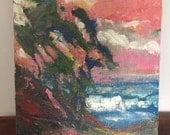 Painting by Juan Guzman Maldonado 'Monterey'
