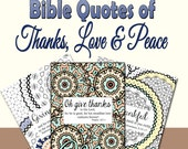Devotional Journal Coloring Book Bible Quotes to Meditate and Pray Coloring Pages