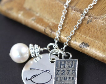 Optometrist Gift, Personalized Jewelry Graduation Gift for Optometrist Necklace, 925 Sterling Silver