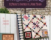 Tom and Becky's Sampler Quilt, Tom Sawyer and Becky Thatcher Inspired Quilt Patterns, Softcover Book, Christina McCourt, Kansas City Star