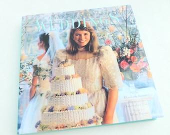 Martha Stewart Weddings Book 1987