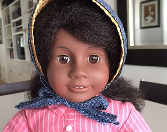 American Girl Doll/ Addy Walker Pleasant Company American Girl/ Black Doll 1986 By Gatormom13 JUST REDUCED