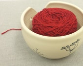 Reserved for Penny....Contemporary Canadian Pottery Yarn Bowl