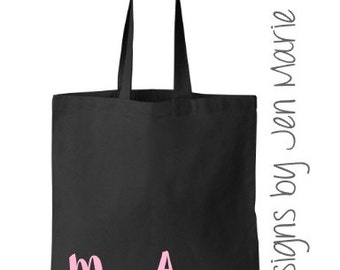 Personalized Teacher Tote Bag, Personalized Tote Bag, Teacher Tote Bag, Teacher Bag, Teacher Tote, Teacher Supply Bag