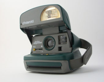 Polaroid OneStep Express Camera - 600 Film