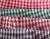 Baby Boys Fall Gingham Shorts or Pants, Various Colors