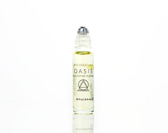 Oasis perfume | Tropical Fruits and Flowers | 100% natural and vegan