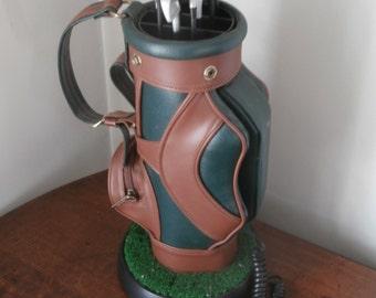 Golf Bag Phone