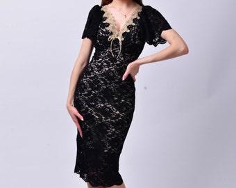 Teona lace Dress