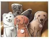 Custom Pet Pillow // Custom Dog or Cat Pillow