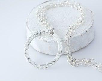 Eyeglass Chain-Silver Eyeglass Loop-Silver Glasses Chain-Lanyard-Silver Lanyard for Glasses- Lanyard-Reading Glasses Holder-Eyewear Chain
