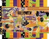 Boo To You Digital Scrapbook Kit