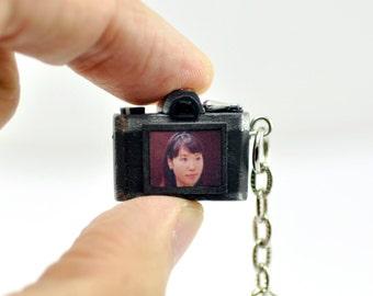 Personalized necklace Nikon FM2 Camera miniature / personalized gift /personalized necklace
