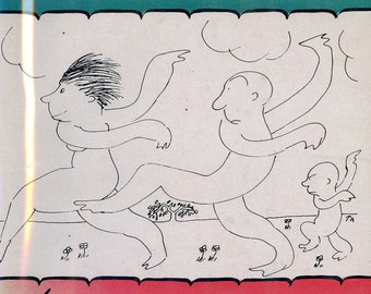 Humor - Thurber - Short Stories - Drawings - Alarms and Diversions - 1957 - Hardback - Dust Jacket - Comics