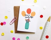 Lovely Card MINI - Everyday