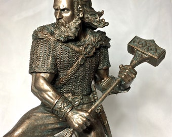 Thor Statue