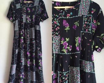 Vintage dress size large