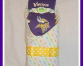 Stunning Baby VIKINGS Diaper Cake Baby-Great Shower Gift Idea