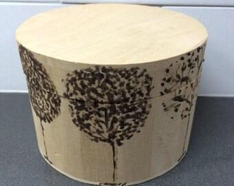 Boxed Art : Tree Seasons