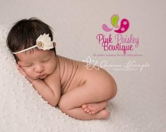 Set of 2 Baby Girl Headband, Newborn Baby Headband, Baby Headband, Red Headband, Toddler Headband, Baby Bows, Baby Hairbow, Baby Shower Gift