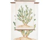 Cactus - Opuntia Jamaicensis - wall poster - CAC1002