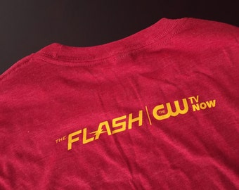 The Flash CW Official shirt