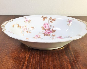 Noritake Rosilla Serving Bowl