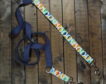 Dog Leash - Infinity Leash - Matching Dog Leash - Multiple Dog Leash - Lead Leash - Hands Free Leash - Double Leash - Large Dog Leash