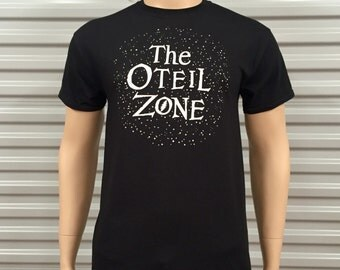 The Oteil Zone-  /Dead and Company Parody Tee / Twilight Zone Spoof- Mongo Arts - Super Soft ECO Friendly Tultex Lot T Shirt