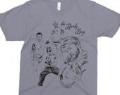 The Hardy Boys - Tom Hardy Shirt - Myspace Shirt - 2000s Shirt - Funny T-Shirt - Pop Culture T-Shirt - Tom Hardy Myspace T-Shirt