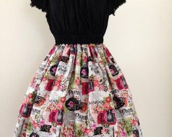 Bonjour Birdie Lolita Dress