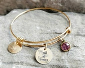 Maid of Honor Gift - Maid of Honor Bracelet -Matron of Honor Bracelet - Matron of Honor Gift - Bridesmaid Gift - Bridesmaid Bracelet