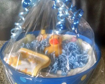 Ducky Bath Gift
