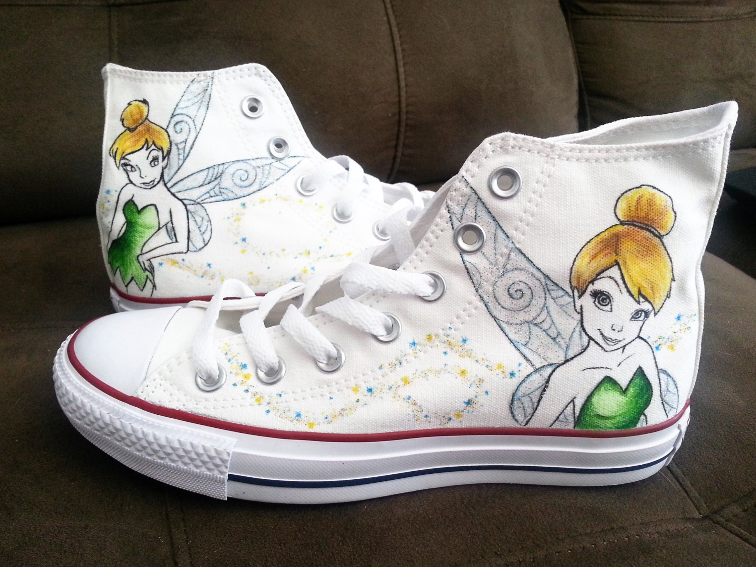 Tinkerbell Shoes Size