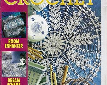 Decorative Crochet Magazine January 2004 Number 97