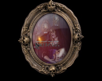 Antique Style 8 x 10 Oval Frame
