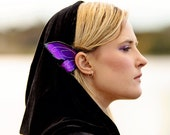 Custom Elf Ear Wings, Fairy Jewellery Ear Cuffs, Dragon Fin Cosplay Accessories- 'Ephemera' design