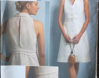 Vogue 1048 Chado Ralph Rucci designer size 14-16-18-20 uncut factory folded