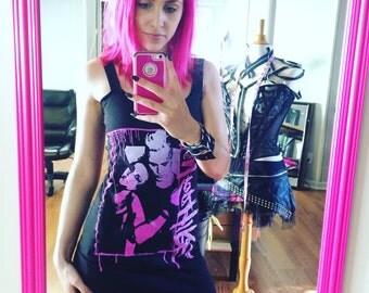 Icon T Shirt Dress XS/S/M/L