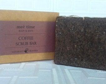 Coffee Scrub Bar