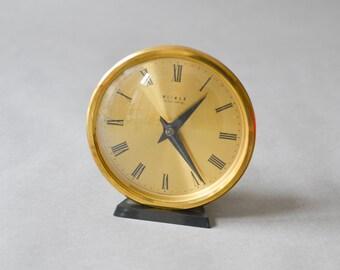Vintage Flip Clock West German Kienzle Lipstick By