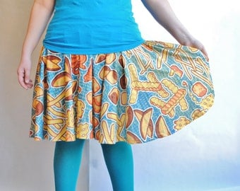 Fries Skater Skirt