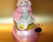 Little Miss Muffet mouse by JaynesLoveDoves