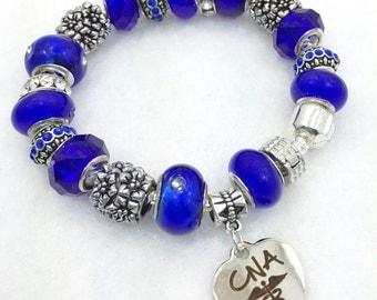 CNA Nurse Assistant Bracelet