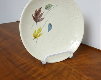 Franciscan Autumn Leaves Salad Plate