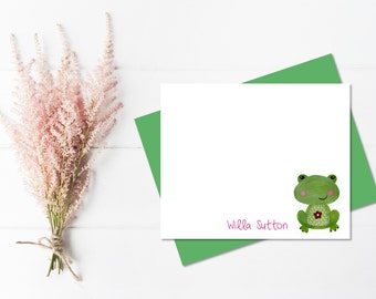Personalized Stationery for Girls | Personalized Stationary for Kids | Cute Stationery | Cute Stationary | Girls Stationary