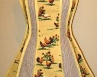 1950's Scalloped Apron (Apron)