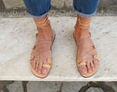 Men Leather Gladiator sandals. Available in six colors. Ares 01 NEW