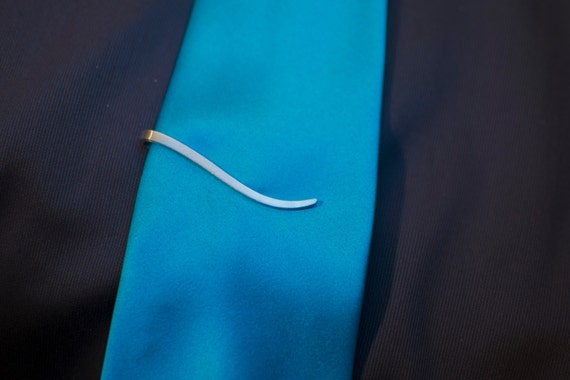 Swoop Tie Clip